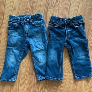 Toddler Boy Old Navy Jeans